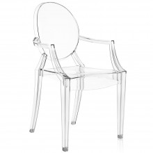 Silla Louis Ghost. Kartell