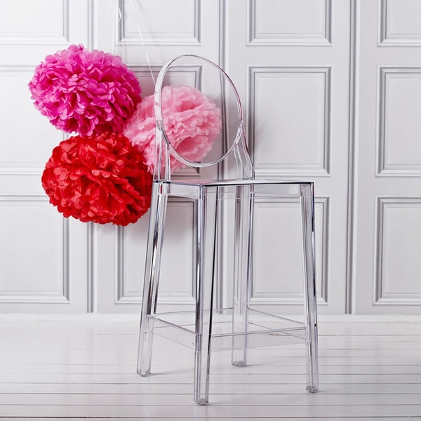 Taburete One More. Kartell