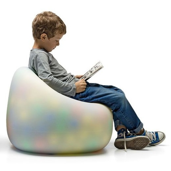 Gumball armchair Junior. Plust Collection