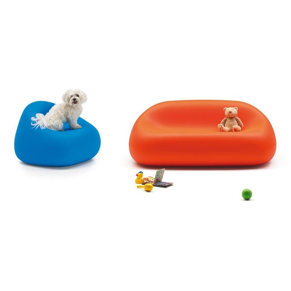 Gumball sofa Junior. Plust Collection