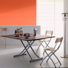 Mesa transformable Mondial. Ozzio Design
