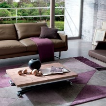 Mesa transformable Minilong. Ozzio Design