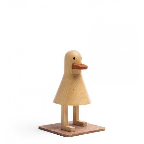 Figura D-Duck Funny Farm. Luzifer