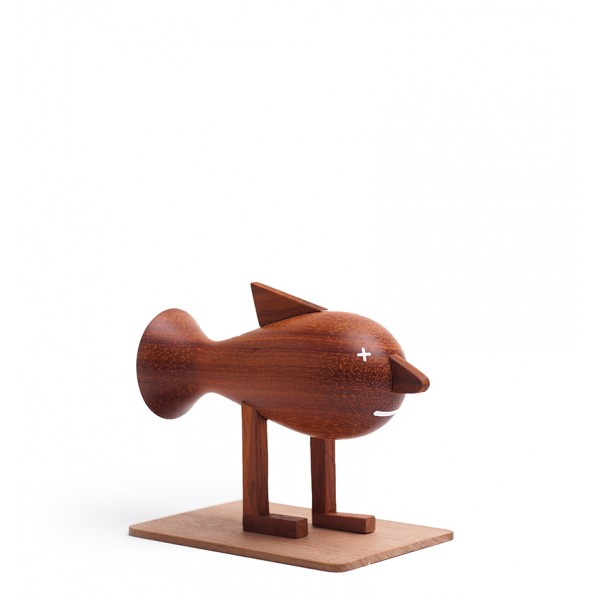 Figura The Walking Fish Funny Farm. Luzifer