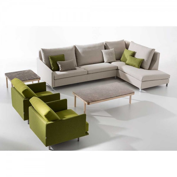 Chaiselongue Sand. BYV
