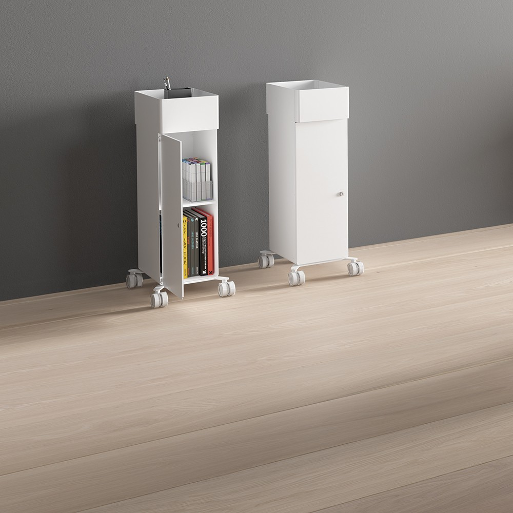 Mueble auxiliar hold daily de systemtronic muebles for Muebles oficina diseno