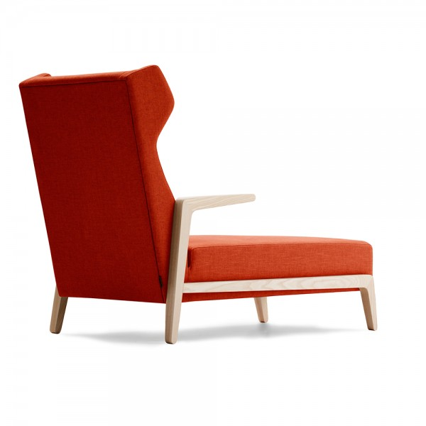 Sillón Boomerang Chill Chaise Longue. Sancal
