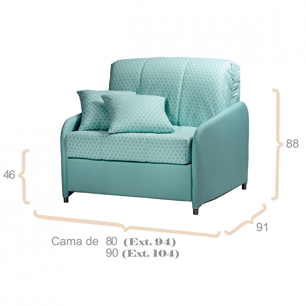 Image Result For Sillon Cama Individual