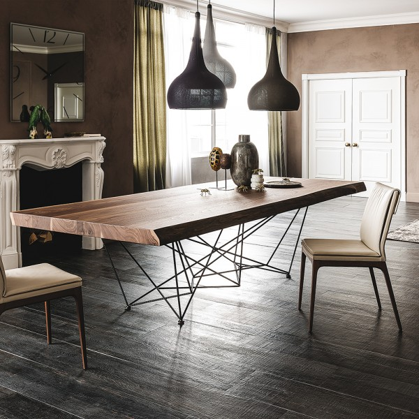 Mesa Gordon Deep Wood. Cattelan Italia
