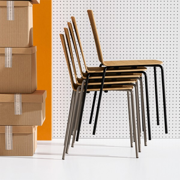 Silla stackable Discipline