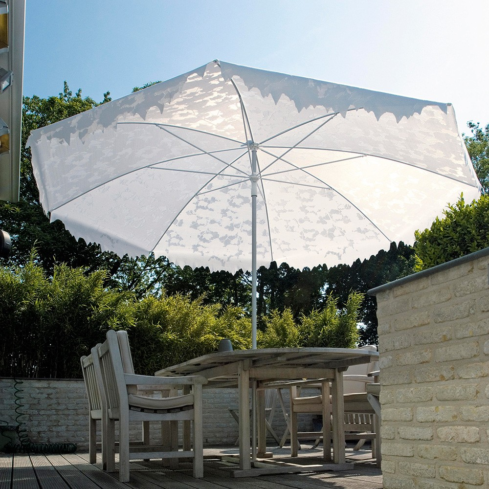 Sombrilla shadylace xl de sywawa parasol de exterior for Parasoles jardin