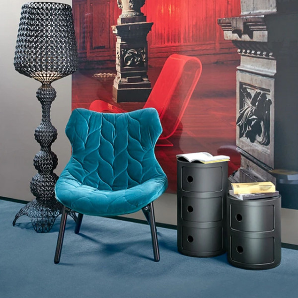 Contenedor Componibili Recycled Kartell