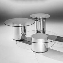Mesita auxiliar Side Tables 2001. BD Barcelona
