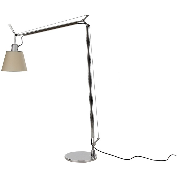 Tolomeo basculante reading floor Artemide