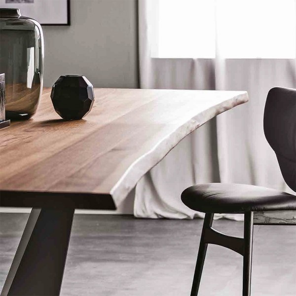 Mesa Stratos Wood S. Cattelan Italia