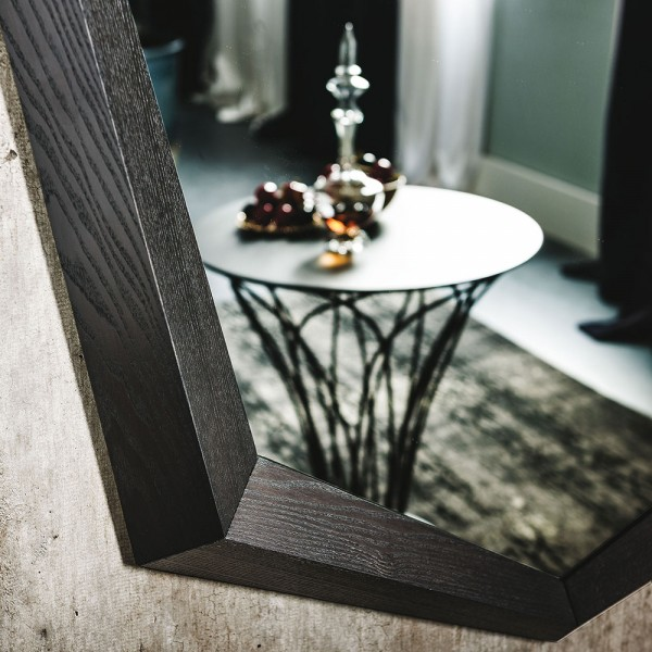 Espejo Emerald Wood. Cattelan Italia