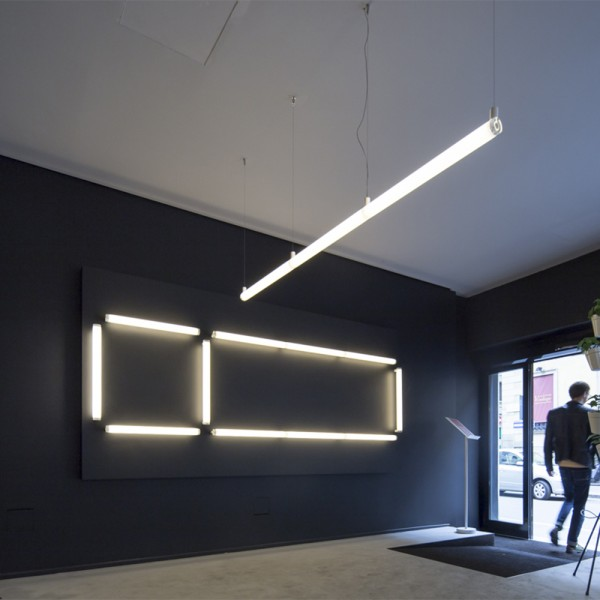 Alphabet of Light linea. Artemide