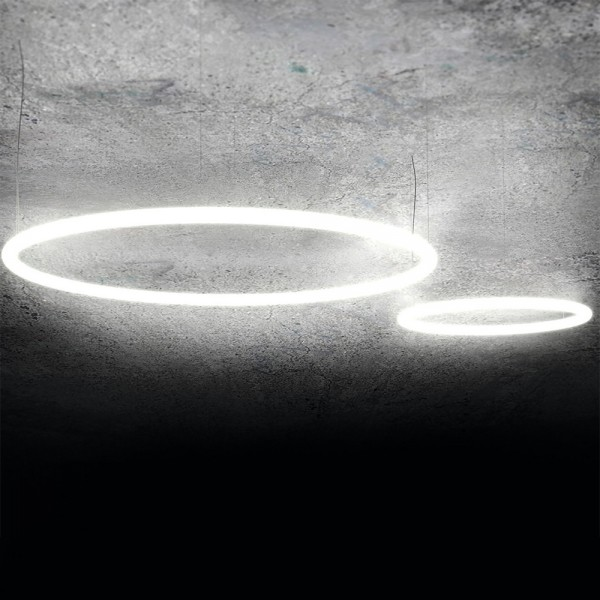 Alphabet of Light circulo. Artemide