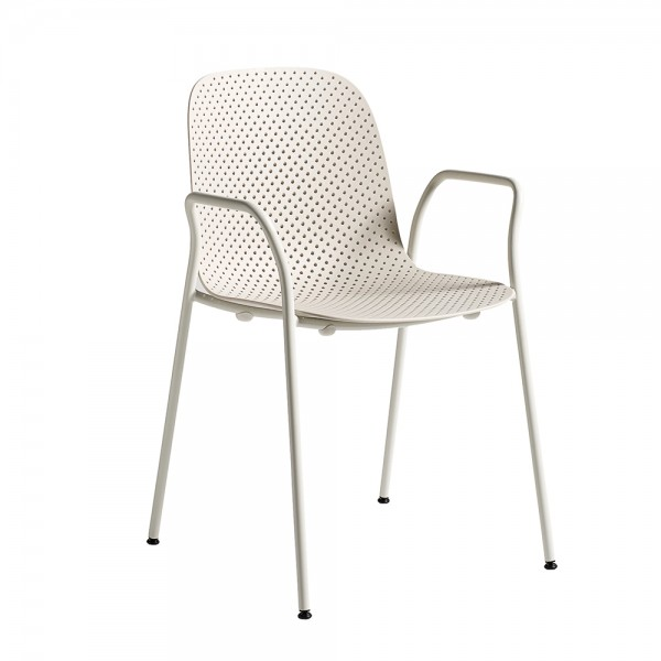 Silla 13Eighty arm chair. Hay