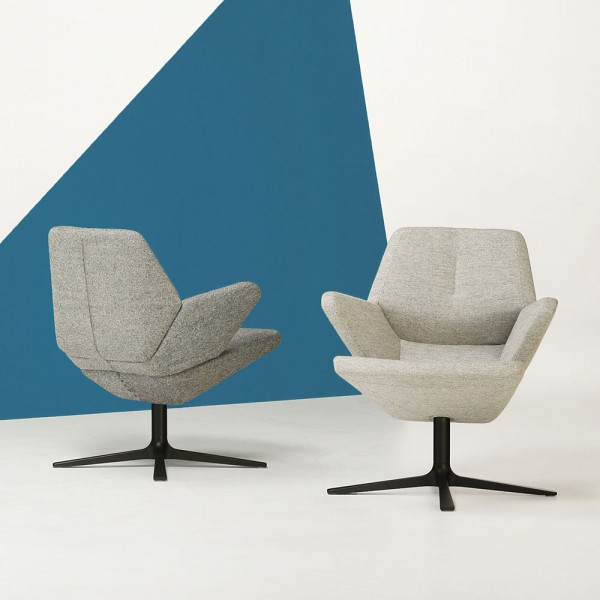 Trifidae easy chair. Prostoria