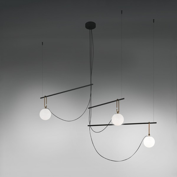 NH S3 14 suspension. Artemide