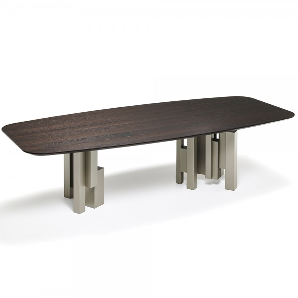 Mesa Skyline Wood. Cattelan Italia