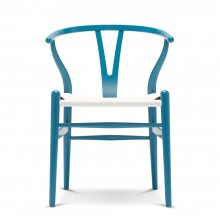 Silla CH24 Wishbone Colors White. Carl Hansen and Son