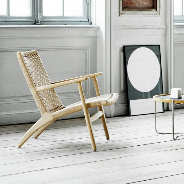 Sillón CH25. Carl Hansen and Son