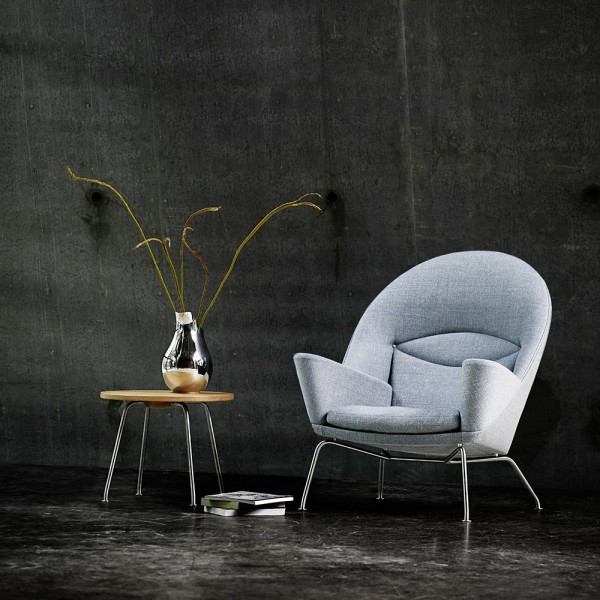 Sillón Oculus CH468 Tela. Carl Hansen and Son
