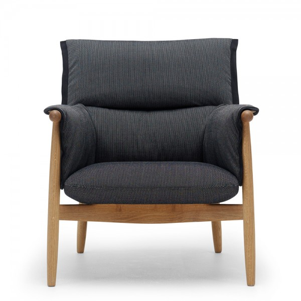 Sillón E015 Embrace tela. Carl Hansen and Son