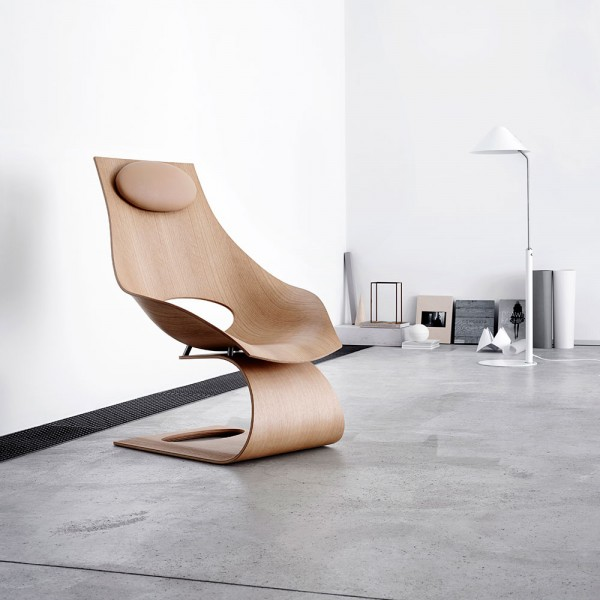 Sillón TA001T Dream. Carl Hansen and Son