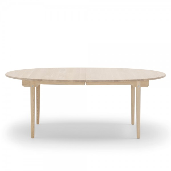 Mesa CH338 Dining Table extensible. Carl Hansen and Son