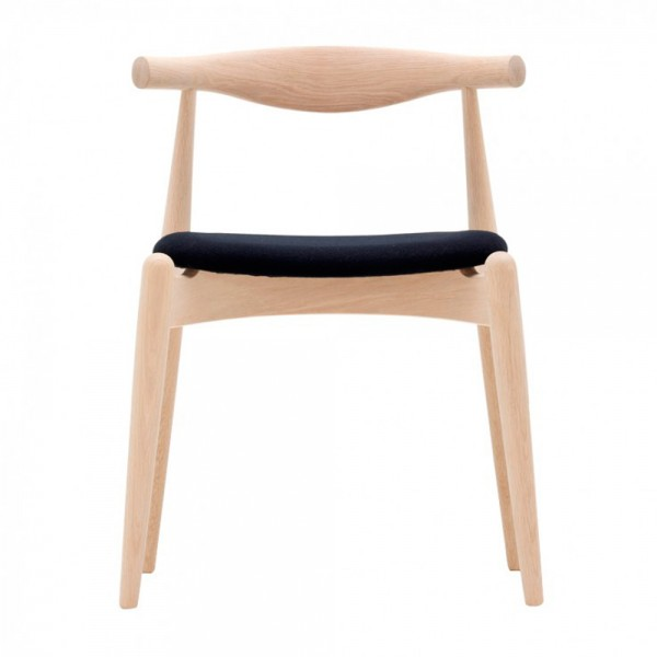 Silla CH20 Elbow tela. Carl Hansen and Son