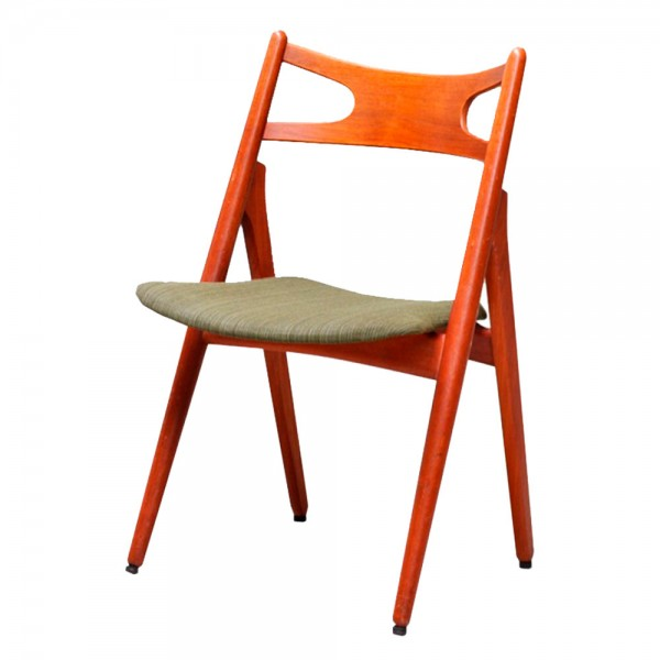 Silla CH29 tela. Carl Hansen and Son