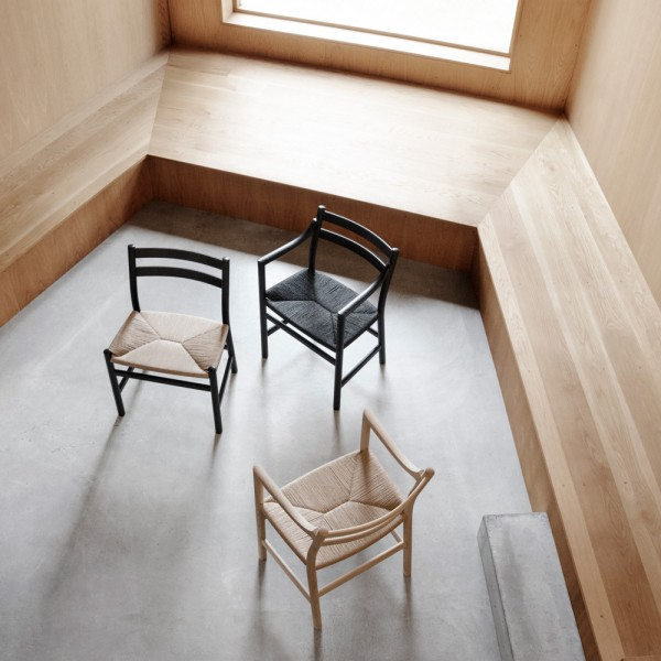 Silla CH46. Carl Hansen and Son