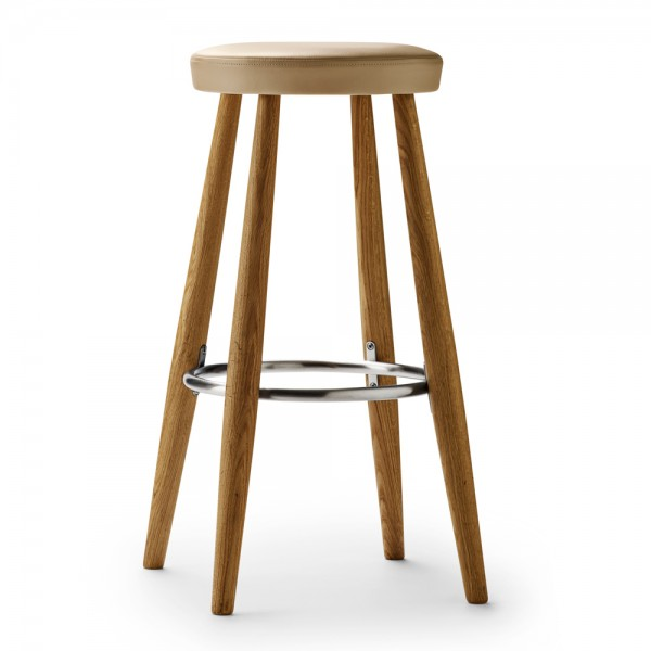 Taburete Barstool. Carl Hansen and Son