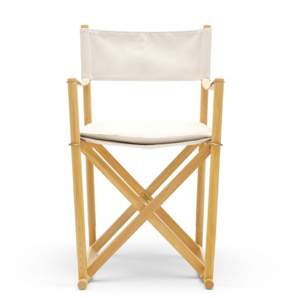 Silla MK99200 tela. The Folding chair. Carl Hansen and Son