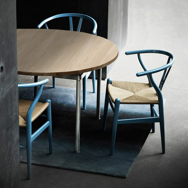 Mesa CH388 Dining Table extensible. Carl Hansen and Son