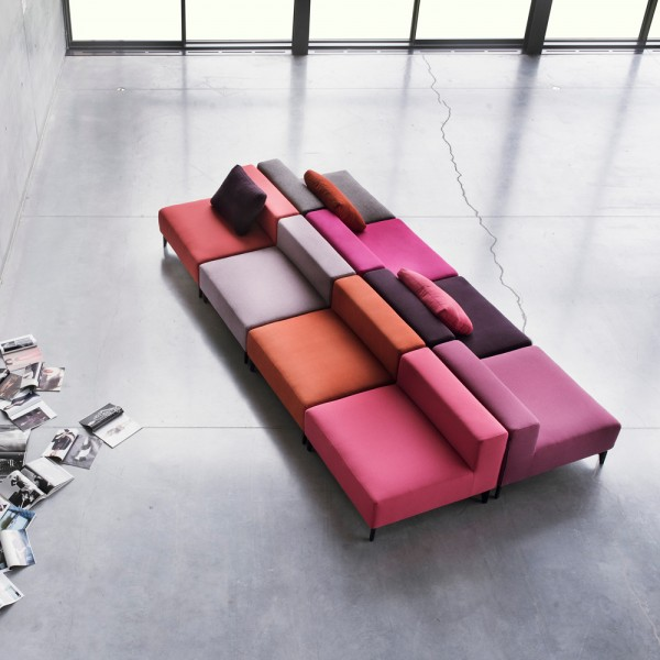 Sofá modular Passion. Softline