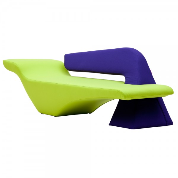 Chaise Longue Pierce. Softline