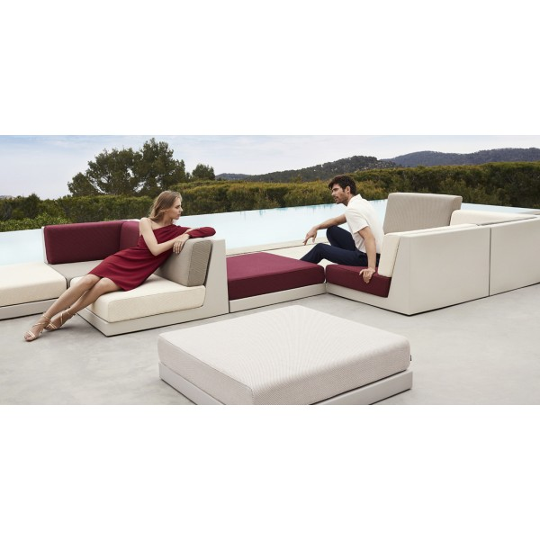Chaiselongue large Pixel. Vondom