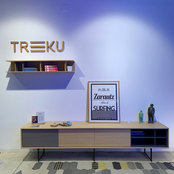 Mueble TV Aura outlet. Treku