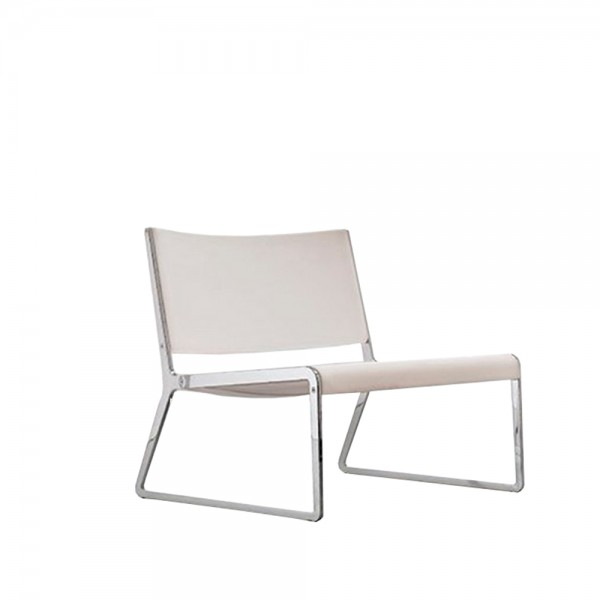 Butaca Wing lounge chair tapizada. Alivar