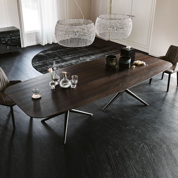 Mesa Atlantis Wood Cattelan Italia