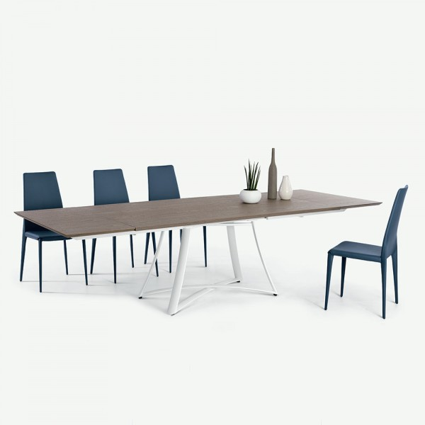 Mesa Big Bang Madera Extensible. Ingenia