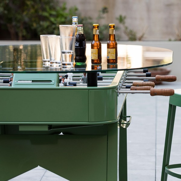 Mesa comedor RS2 Outdoor. RS Barcelona