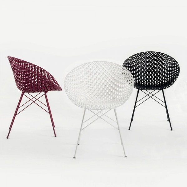 Silla Matrix outdoor. Kartell