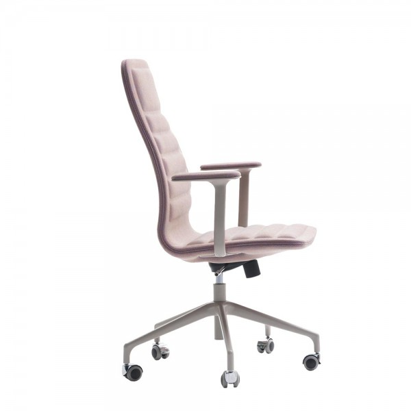 Silla Lotus Medium Ruedas. Cappellini