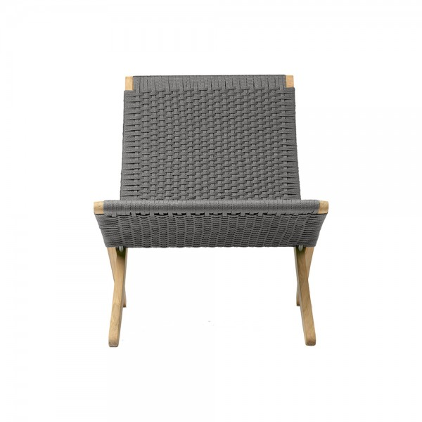 Butaca MG501 Cuba Chair Outdoor. Carl Hansen and Son