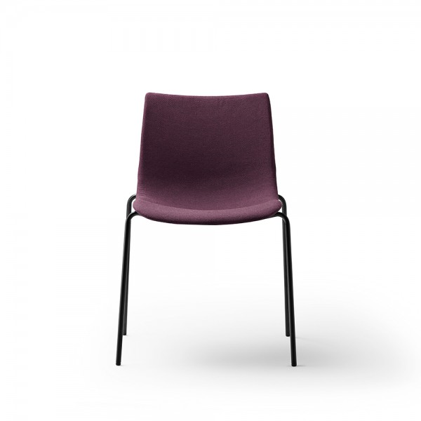 Silla BA002F Preludia 4-Legs. Carl Hansen and Son